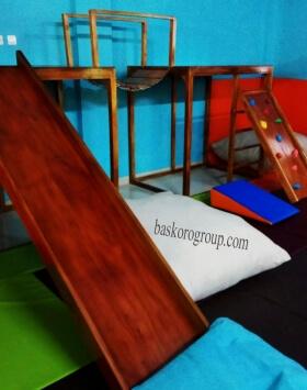 Jual Playground Kayu