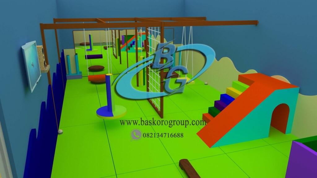 Desain 3D Desain 3D Sketsa Ruangan